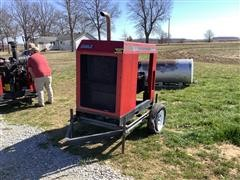 Case IH Px140 Portable Power Unit (INOPERABLE)