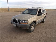 1999 Jeep Grand Cherokee Laredo 4x4 SUV