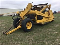 Soil Mover 90-E Elevating Dirt Scraper