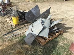 Aermotor Disassembled Windmill Fans