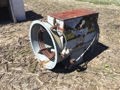04HG24LPG LP Gas Grain Bin Heater