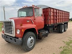 1978 Ford LN9000 T/A Grain Truck