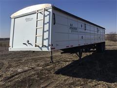 2011 Maurer 3822 T/A Grain Trailer