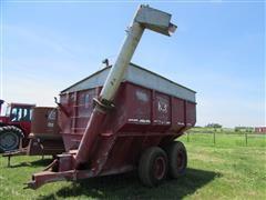 A&L Big V Special GCP-650T T/A 650 Bu Grain Cart