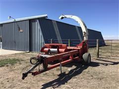 International 830 Forage Harvester