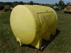 700-Gal Poly Tank