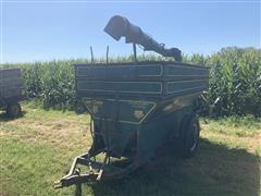 grain-O-vator Feeder Wagon