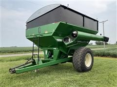1992 Brent GC774 700 Bushel Grain Cart