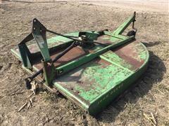 John Deere 709 3-Pt Rotary Mower/Shredder