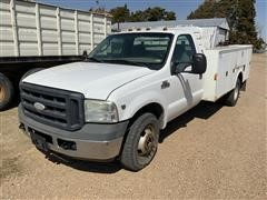2006 Ford F350XL Super Duty 2WD Service Truck