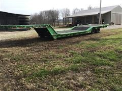 1977 Muv-All 554 T/A Double Drop Trailer