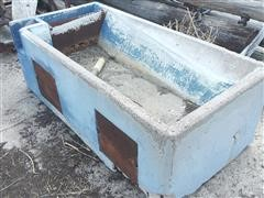 Johnson Cement Waterer