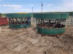 Plymouth Bale Feeders