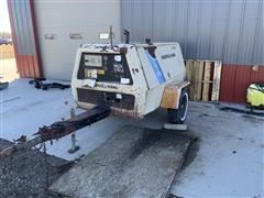 Ingersoll Rand 175 Portable Air Compressor