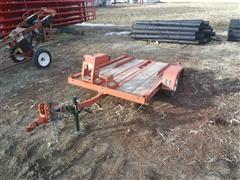 2011 DitchWitch S1A Utility Trailer