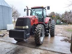 2010 Case IH Magnum 275 MFWD Tractor