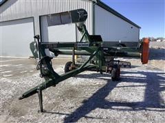 Richiger EA180 Ag Bag Grain Unloader