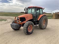 Kubota M135X MFWD Tractor