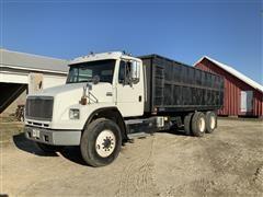 2002 Freightliner FL80 T/A Grain Truck