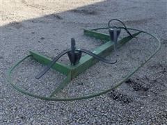 John Deere 7700 Combine Spreader Attachment