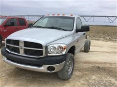 2009 Dodge RAM3500 Cab & Chassis Pickup