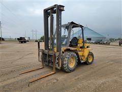 Caterpillar RC60 Rough Terrain Forklift