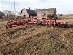 Wil-Rich 40' Field Cultivator W/4 Bar Harrow