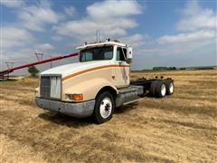 1991 International 9400 T/A Twin Screw Straight Truck