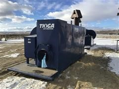 Tioga Skid Mount RIG Heater/Grain Dryer