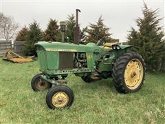 1962 John Deere 3010 Row-Crop Wide-Front 2WD Tractor