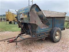 grain-O-vator 50 Feed Wagon