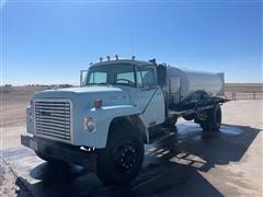 1977 International 1600 S/A Liquid Fertilizer Truck