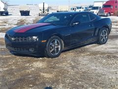 2011 Chevrolet Camaro LS 2 Door Sports Car