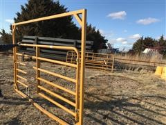 Sioux Side Frame Gate For Maternity Pen
