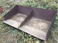 Steel Loader Bucket