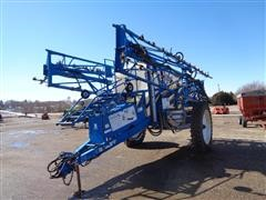 2004 Brandt SB4000 90' 1600-Gal Pull-Type Sprayer