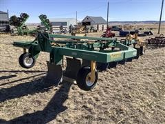 Harrell 3606 8-Bottom Switch Plow