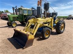 1972 Ford 3500 2WD Tractor W/Loader