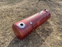 Split Fuel Tank