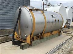 Ag-Chem 1550 Stainless Steel Tank