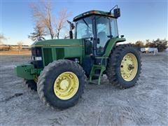 1996 John Deere 7800 MFWD Tractor