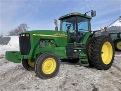 2000 John Deere 8110 2WD Tractor