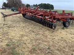 Case IH 4200 Comb/Mulch Soil Finisher