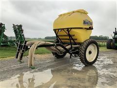 MonTag C09B Fertilizer Cart Spreader