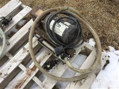 John Blue Fertigation Pump