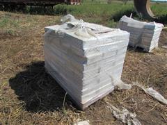 Laufen Odessa Bamboo Bullnose Ceramic Tile Trim