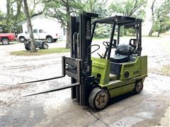 Clark GCX25 Forklift