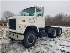 1983 Ford LN8000 T/A Truck Tractor