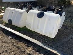 Ag-Chem 240-Gal Saddle Tanks