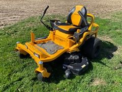 2019 Cub Cadet ZT1 Zero Turn Riding Lawn Mower